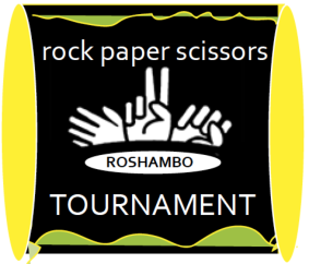 Rock Paper Scissors Tournament for PV Shelter