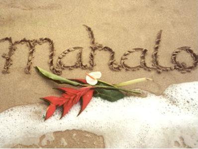 30th Anniversary Kicks Off with Mahalo!